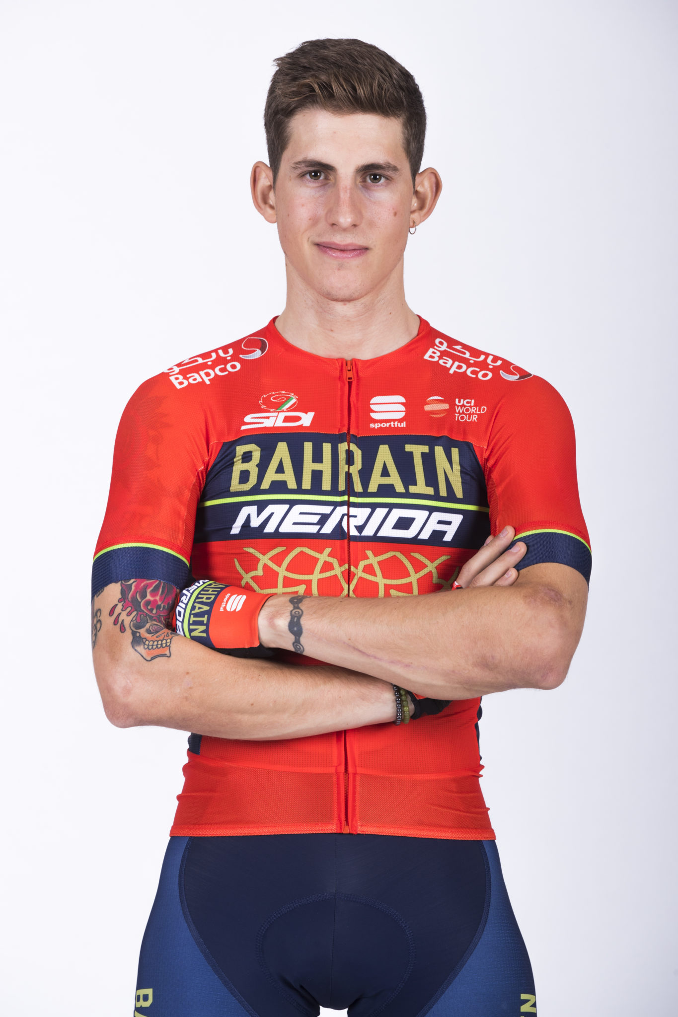 77b2328ed BAHRAIN MERIDA Pro Cycling Team is happy to announce the two years   contract renewal of Iván Garcia Cortina